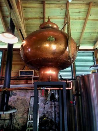 Distiller background
