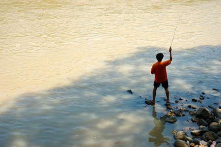 grayling: fishing