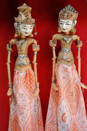 puppet show: wayang golek