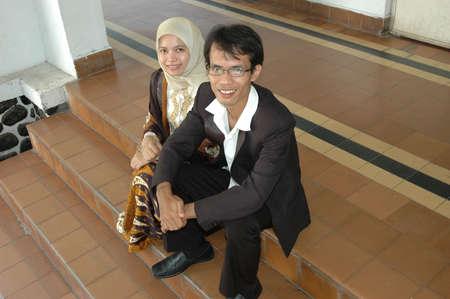 lovely couple photo