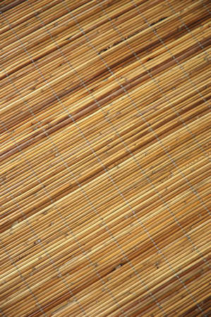rattan mat: rattan mat background Stock Photo