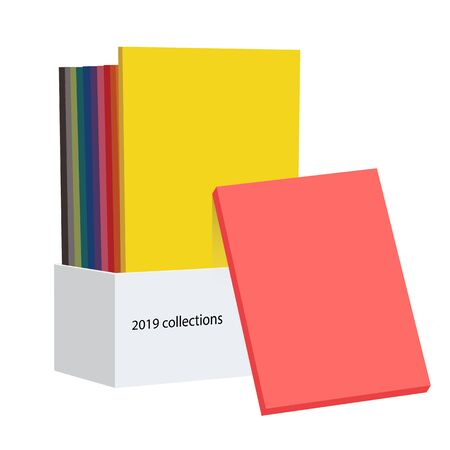 2019 color collections, guide book for designer, photographer and artists
