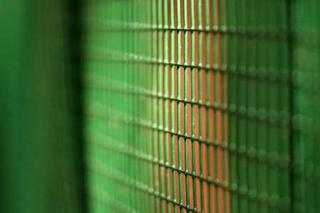 tresspass: Texture of fence - DOF Stock Photo