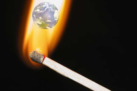 Global warming Stock Photo - 3713867