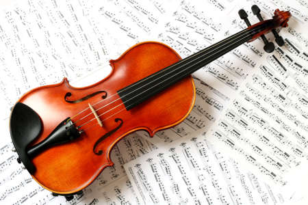 fiddles: Violin