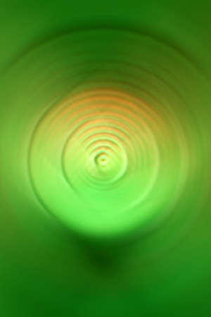 Abstraction of green and orange colored circles Stock Photo - 4233654