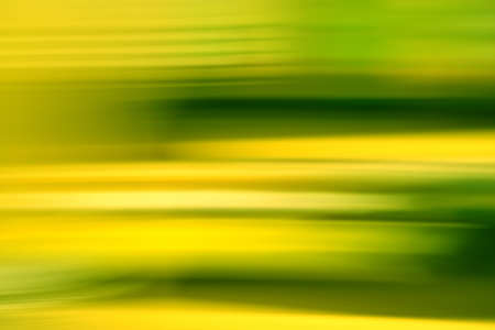 splendid: Green and yellow abstraction