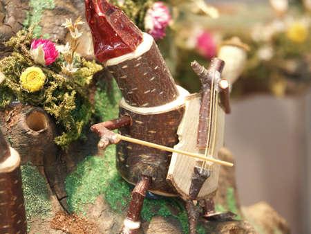 森のオーケストラ