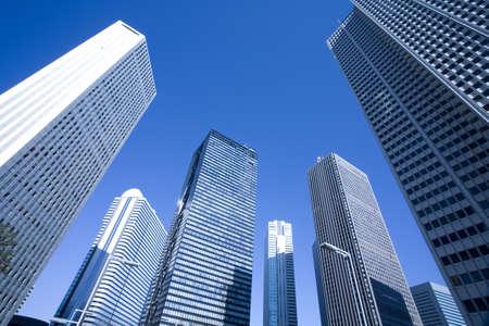 skyscraper 写真素材