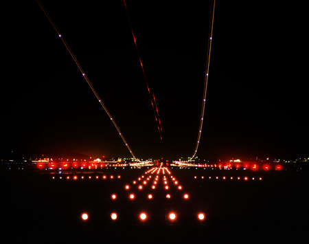 Night Airport