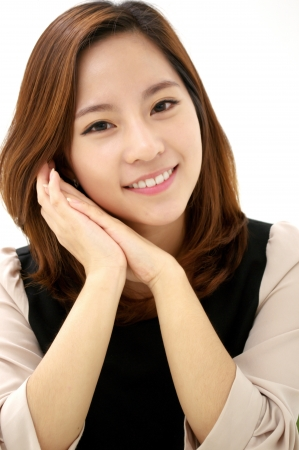 Portrait of Asian Businesswoman photo