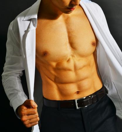 Muscular Torso photo