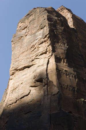RockTower in Zion Imagens