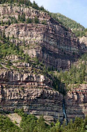 ouray: Cascade Falls, Ouray, Colorado