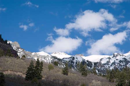 The Ampitheater in Ouray, Colorado