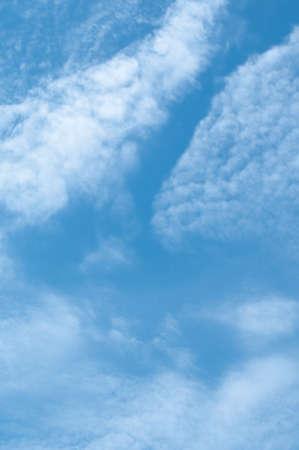 altocumulus: Altocumulus clouds Stock Photo