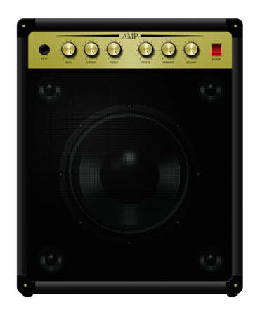 loudest: Guitar amplifier where all the dials go to eleven.