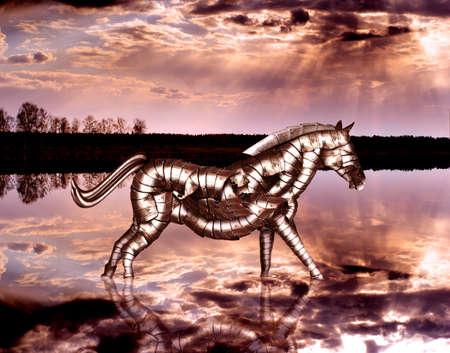 Robot Horse photo