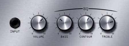 knobs: Amplifier