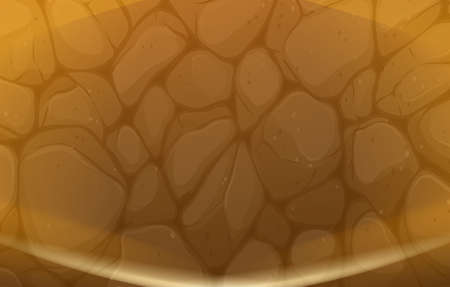 Illustration of a stonewall texture