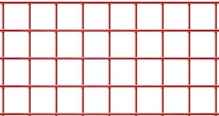 fenced: Illustration of a cage Illustration