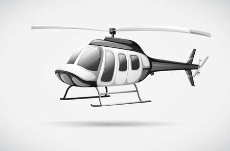 Illustration of a chopper