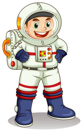 24,795 Astronaut Cliparts, Stock Vector And Royalty Free Astronaut ...
