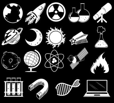 globe terrestre dessin: Illustration des objets scientifiques