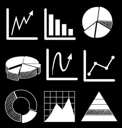Illustration of different kind of graphs