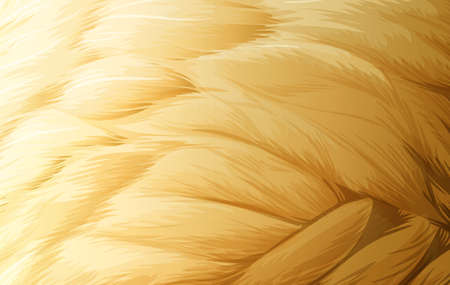 texturized: A feather texture