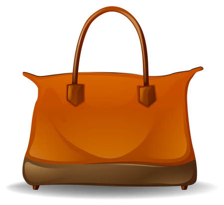 closeup: Closeup klassische Design der Handtasche