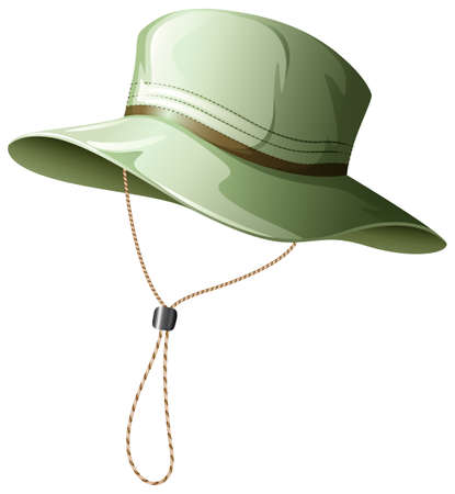 trend: Fishing hat with adjustment for the head