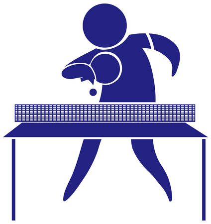 5,016 Table Tennis Stock Illustrations, Cliparts And Royalty Free ...