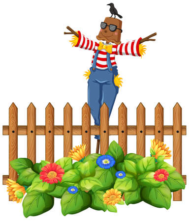 Clip Art Scarecrow Stock Photos Images. Royalty Free Clip Art ...