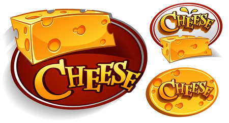 flavour: cheese illustration