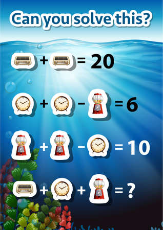 Can you solve this math problem illustration