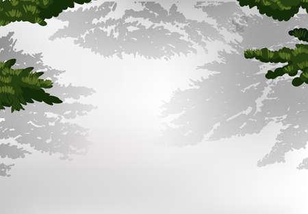 Tree background shadow texture illustration