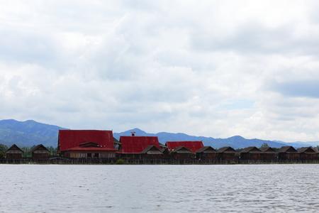 the residence: Myanmars Inle Lake water residence
