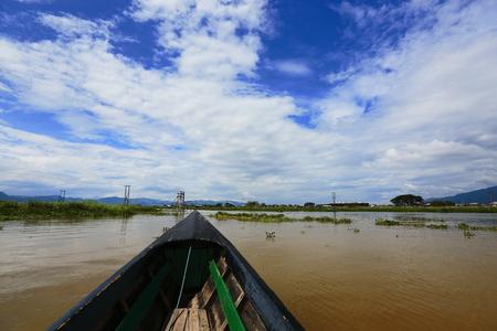 inland waterways: Myanmar waters road