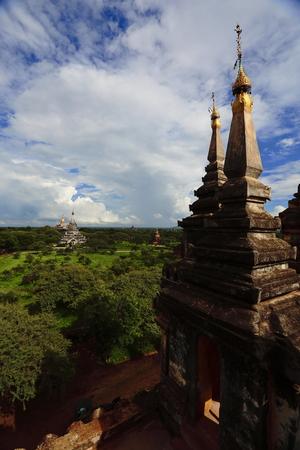 retained: Bagan Burma temple Tallinn