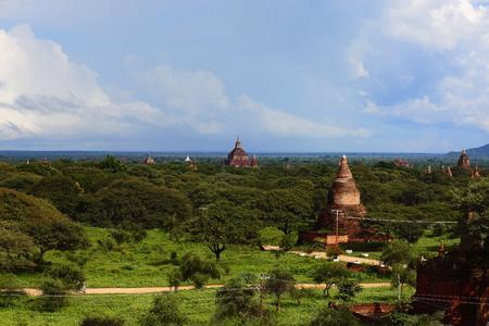 bagan: Bagan Burma country Temple