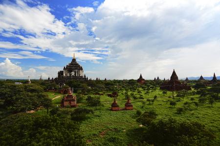 Bagan Burma country Temple