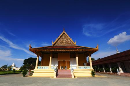 phnom penh: Phnom Penh, Kampuchea, The Grand Palace Editorial