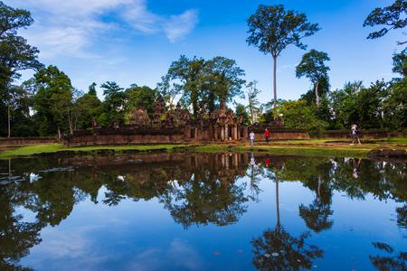Kampuchea Siem Reap Angkor Wat