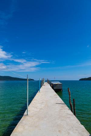 Kampuchea Sihanouk Salem high Dragon Island Zhanqiao