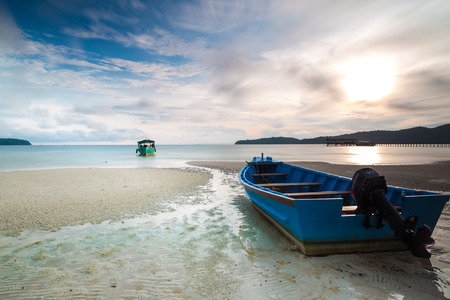 Kampuchea Sihanouk Salem high dragon island scenery