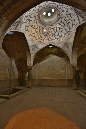 transom: Iran Persian bathroom