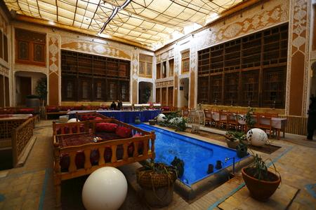 pool halls: Iran central fountain Restaurant