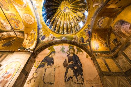 Turkey Istanbul Kola Church