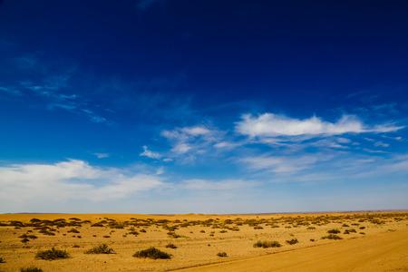 Inner Mongolia China Badan Jilin desert scenery